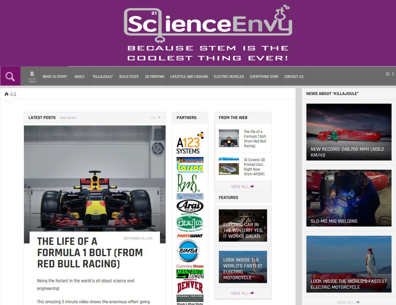 ScienceEnvy.com